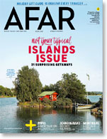 AFAR magazine Nov./Dec. 2014 cover
