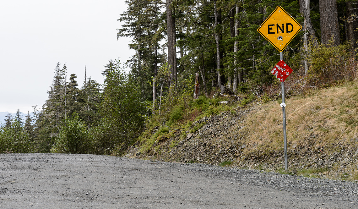 The Juneau Road – a road to somewhere or nowhere?